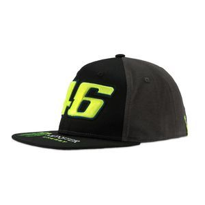 VR46 MONSTER DUAL REPLICA MULTICOLOUR ADJ CAP