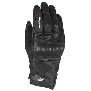 Furygan TD21 Vented Black Motorcycle Gloves