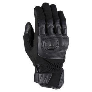 Furygan Billy Evo Black Motorcycle Gloves