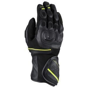 Furygan Dirt Road Black Yellow Fluo Motorcycle Gloves