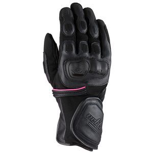 Furygan Dirt Road Lady Black Pink Motorcycle Gloves