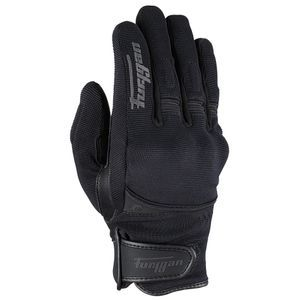Furygan Jet All Season D3O Black Motorcycle Gloves