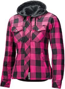 Held Lumberjack II Lady Pink Black