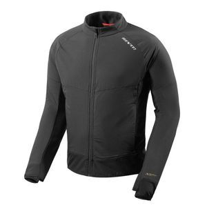 REV'IT! Climate 2 Black Midlayer