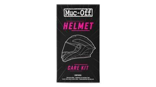 Muc-Off Helmpflegemittel Set 4-Teilig