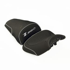 Bagster Selle Ready Kawasaki Z650 2017-2019 Argent