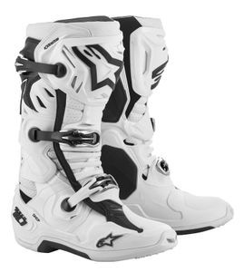 Alpinestars Tech 10 Supervented White
