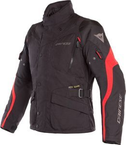 Dainese Tempest 2 D-Dry Black Black Tour Red