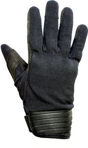 Helstons Simple Femme Hiver Amara/4Ways Black Motorcycle Gloves