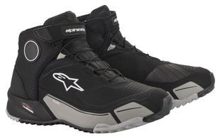 Alpinestars CR-X Drystar Riding Black Cool Gray