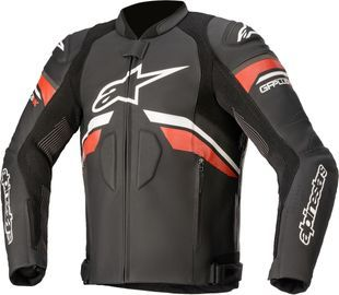 Alpinestars GP Plus R V3 Rideknit Black White Bright Red