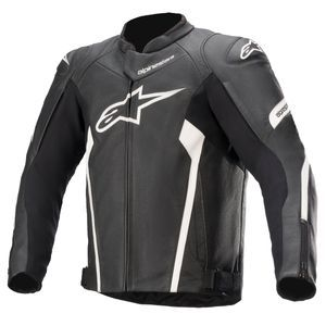 Alpinestars Faster V2 Black White