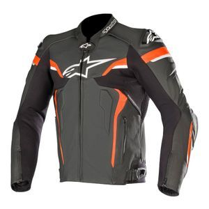 Alpinestars Celer V2 Black White Red Fluo