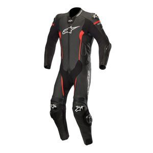 Alpinestars Missile Tech-Air Compatible Black Red 1PC Leather