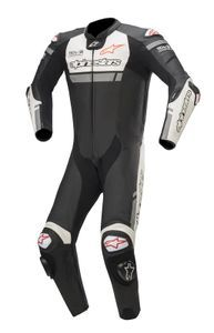 Alpinestars Missile Ignition Tech-Air Compatible Black White Red Fluo 1 Piece