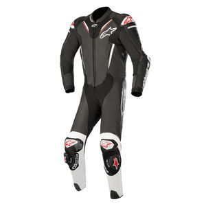 Alpinestars Atem V3 Black White Leather 1PC