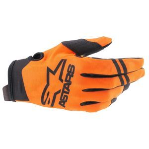Alpinestars Youth Radar Orange Black