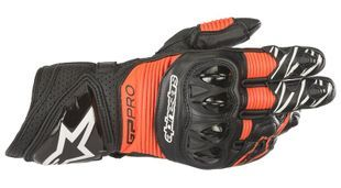 Alpinestars GP Pro R3 Black Red Fluo