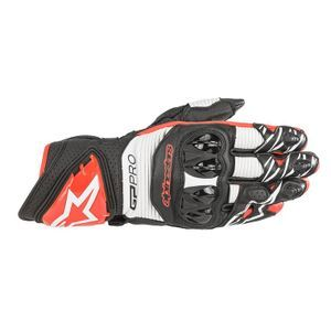 Alpinestars GP Pro R3 Black White Bright Red