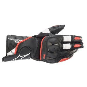 Alpinestars SP-2 V3 Black White Bright Red