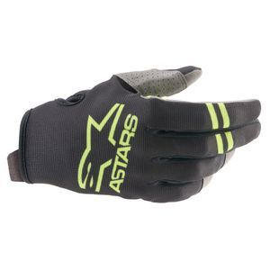 Alpinestars Radar Black Green Fluo