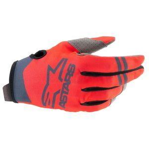 Alpinestars Radar Red Fluo Anthracite
