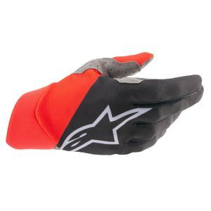 Alpinestars Dune Black Bright Red