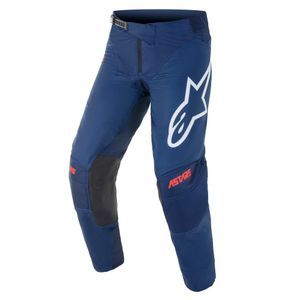 Alpinestars Techstar Venom Dark Blue Bright Red White