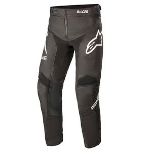 Alpinestars Youth Racer Braap Black White