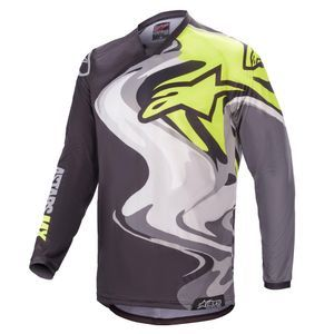 Alpinestars Racer Flagship Black Multicolor