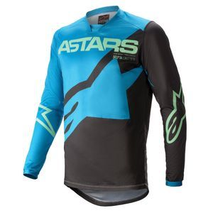 Alpinestars Racer Braap Ocean Blue Mint