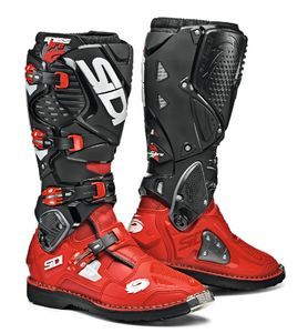 Sidi Crossfire 3 Red Red Black