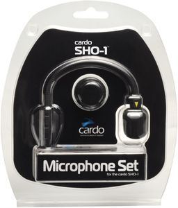 Cardo Systems Microphone (Set) Hybrid + Corded Sho-1/Packtalk/Smartpack/Smarth/Freecom 1-2-4