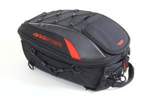Bagster Spider Black Red