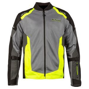 KLIM Induction Hi Vis Monument Gray