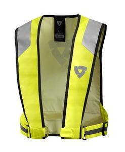 REV'IT Connector HV Gilet Jaune Neon