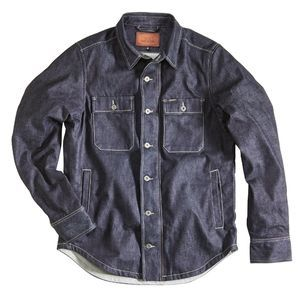 ROKKER DENIM RIDER RAW SHIRT