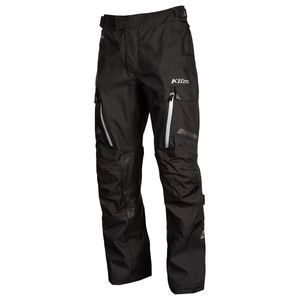 KLIM CARLSBAD LONG STEALTH BLACK MOTORCYCLE PANTS