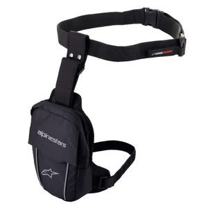 Alpinestars Access Thigh Black Black Bag