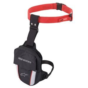 Alpinestars Access Thigh Black Red White Bag