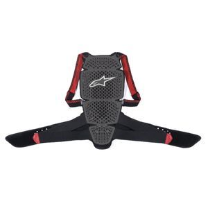 ALPINESTARS NUCLEON KR-CELL CiR PROTECTOR TRANSPARENT SMOKE RED