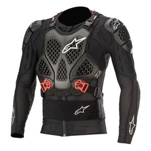 Alpinestars Bionic Tech V2 Protection Black Red