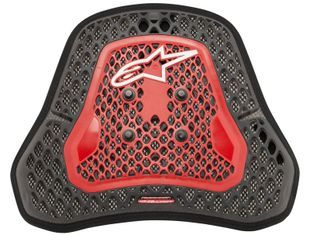 Alpinestars Nucleon Kr-Cell Cis Transparent Smoke Red