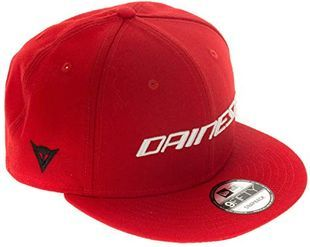 Dainese 9fifty Wool Snapback Red