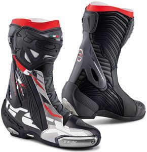 TCX Rt-Race Pro Air Black Grey Red
