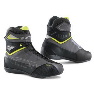TCX Rush 2 Wp Grey Yellow Fluo