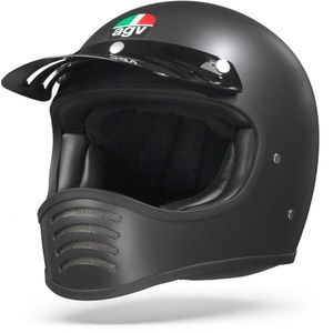 AGV X101 Matt Black