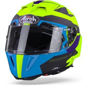 Airoh GP550 S Vektor Blue Matt