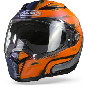 HJC F70 DEATHSTROKE DC COMICS MC27SF