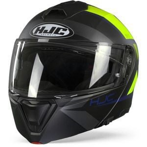HJC I90 Hollen Casque Modulable Jaune
